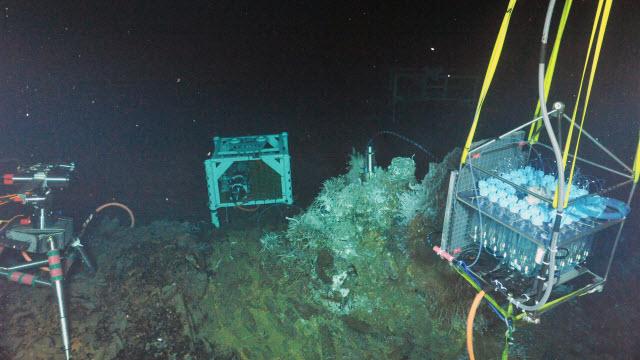 underwater instrumentation