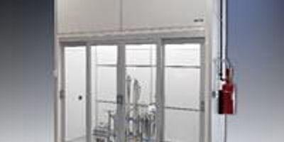 Cannabis Extraction Floor Mount Hood Enclosures