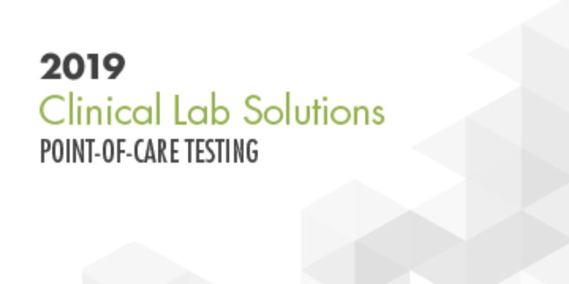 Point-of-Care Testing Solutions for the Clinical Lab