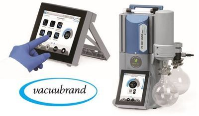 VACUU·SELECT® Application-Based Vacuum Controller: Intuitive Vacuum Control within Your Reach