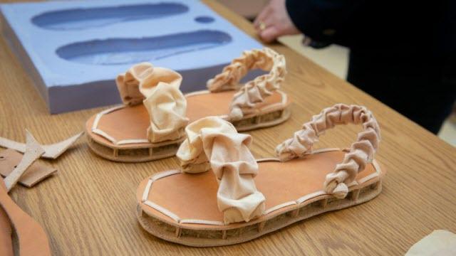 prototype mushroom shoe