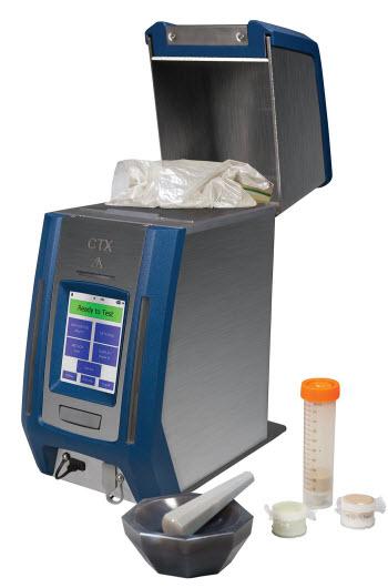 Bruker CTX™ Portable XRF Analyzer