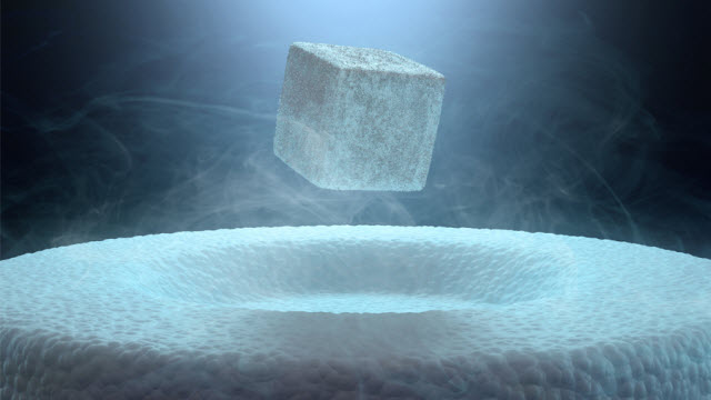 the mirror-like physics of the superconductor-insulator transition