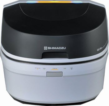 Shimadzu EDX-8100 Energy Dispersive X-ray Fluorescence (ED-XRF) Spectrometer