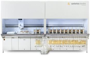 Sartorius ambr® 250 High Throughput Bioreactor System for Perfusion Culture