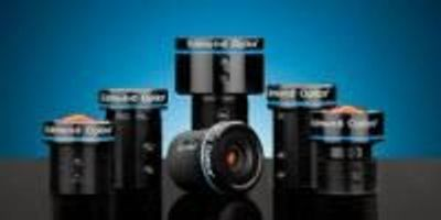 TECHSPEC® Rugged Blue Series M12 µ-Video Lenses Optimized for Machine Vision