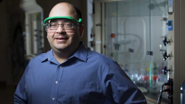 Javier Vela, Iowa State University