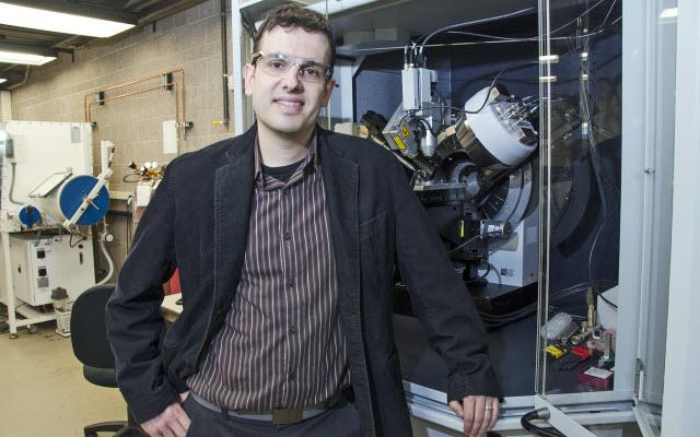 Jordi Cabana, UIC assistant professor of chemistry
