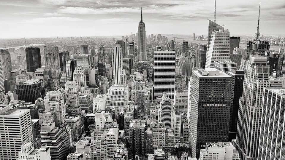 City View—Full of Buildings