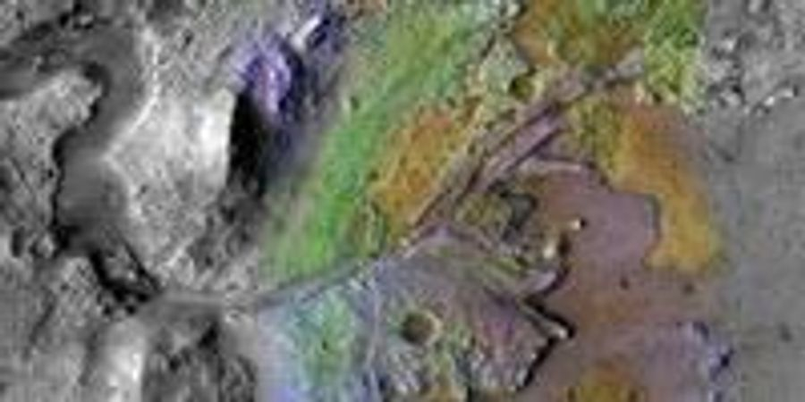 At Future Mars Landing Spot, Scientists Spy Mineral That Could Preserve Signs of Past Life