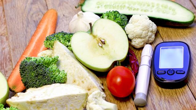 diet, diabetes