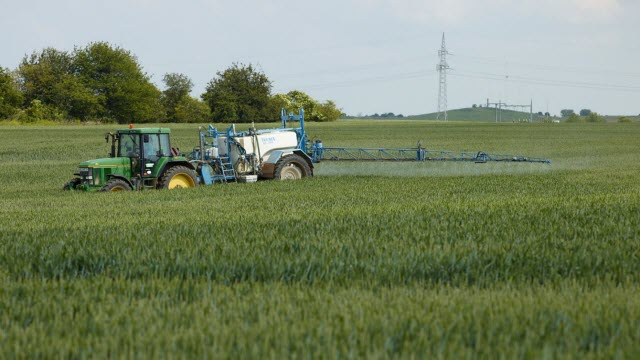 he Use of Pesticides Can Lead to a Build-up of Toxic and Ecologically Harmful Residues