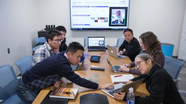 steganalysis research team