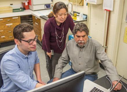 Michigan State University neuroscience researchers