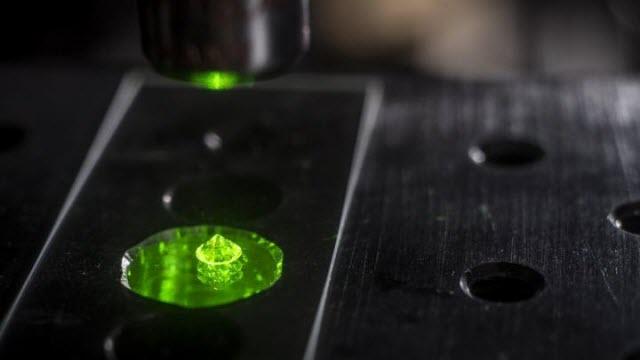 Single-crystal Diamond