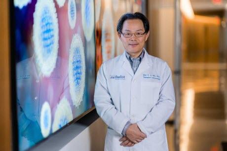 Dr. Xian C. Li, Houston Methodist