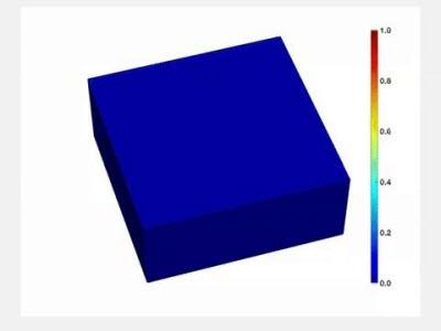 Computer Simulation of Lithium