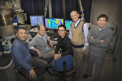 Brookhaven's Condensed Matter Physics and Materials Science Team