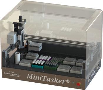 MiniTasker® General Purpose Modular Laboratory Robot Platform