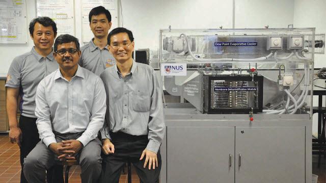 NUS Engineering researchers