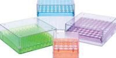 Argos Technologies® Magne-Box™ Polycarbonate Cryostorage Boxes Are the First of Their Kind