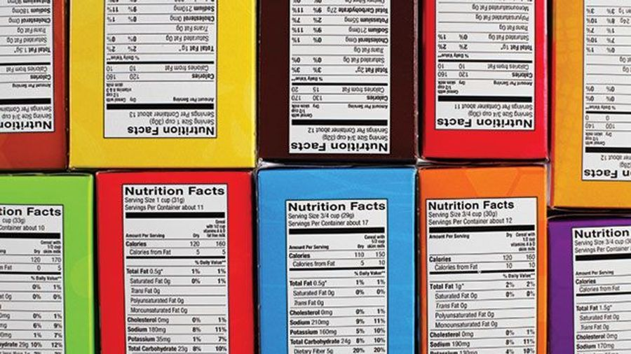 Changes on the Horizon for Nutrition Facts Labels