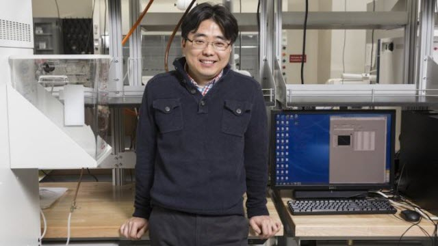 Seokheun Choi, Binghamton University