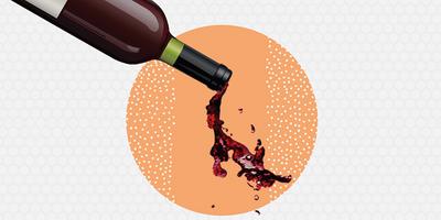 Wine Chemistry Infographic
