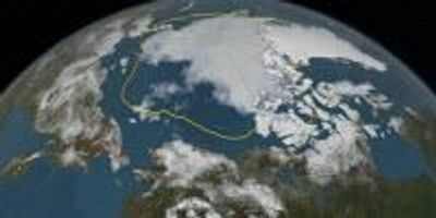 Arctic Sea Ice Loss Could Dry out California