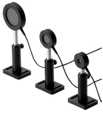 Energy Meters for LP980 Spectrometer