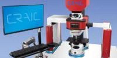 The High Performance Apollo II™ Raman Microspectrometer from CRAIC Technologies