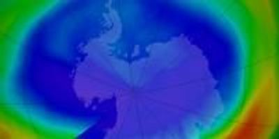 Warm Air Helped Make 2017 Ozone Hole Smallest Since 1988
