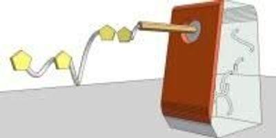Antibiotics From a 'Molecular Pencil Sharpener'