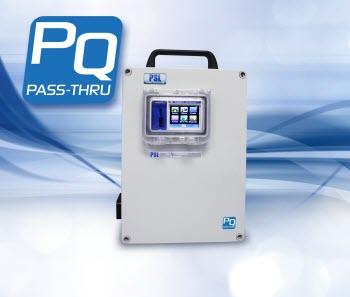 PQ Pass-Thru™ power recorder/analyzer