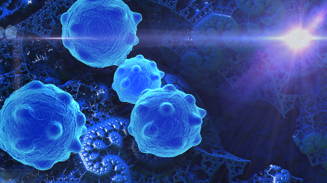 cancer cells, abstract
