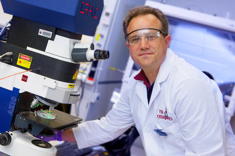 Thomas Albrecht-Schmitt, the Gregory R. Choppin Professor of Chemistry