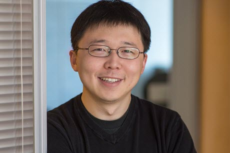 2017 $500,000 Lemelson-MIT Prize winner Feng Zhang