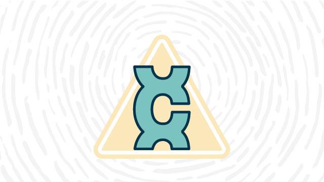 Carcinogen hazard lab safety symbol