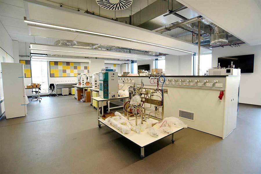 Labs at National Horizons Centre