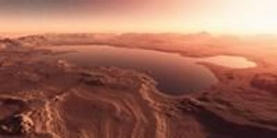Mars Once Had Salt Lakes Similar to Earth