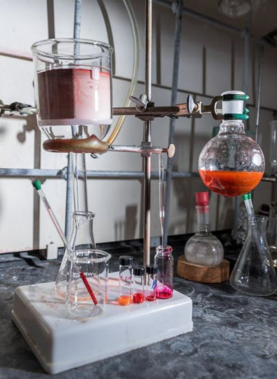 Synthetic chemistry hood