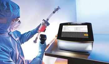 Sartorius Sartocheck® 5 Plus filter integrity tester
