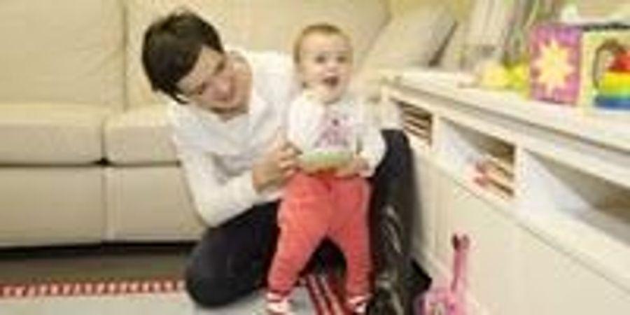 Mothers' Behavior Influences Bonding Hormone Oxytocin in Babies