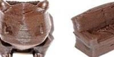 Breakthrough Research Allows for 3D Printed Chocolate without Temperature Control
