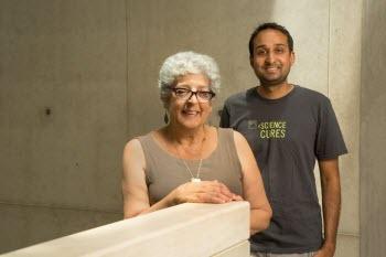 Joanne Chory and Saket Navlakha