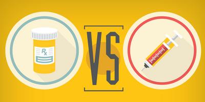 Generics vs. Biosimilars Infographic