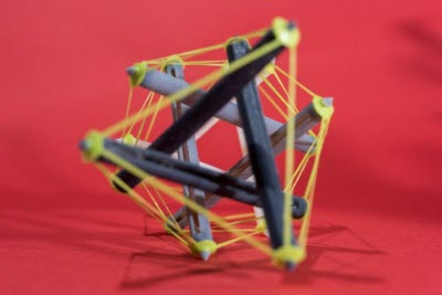 Tensegrity structure