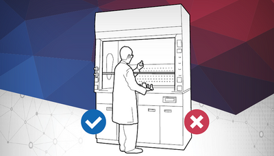 Dos and Don'ts of Fume Hood Operation