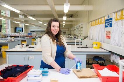 De Montfort University Leicester forensic science program
