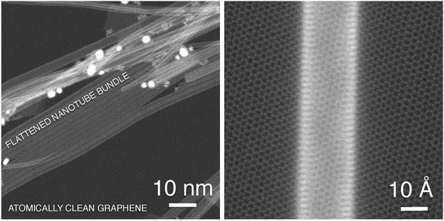 graphene nanotubes